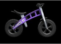 Balansinis dviratis FirstBike CROSS VIOLETINIS