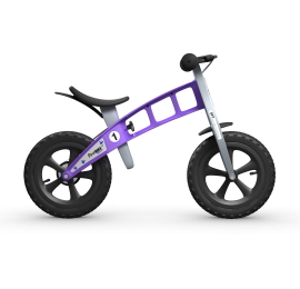 Balansinis dviratis FirstBike CROSS VIOLETINIS