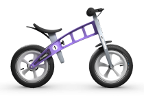 Balansinis dviratis FirstBike RACING VIOLETINIS