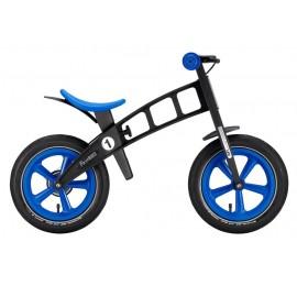 Balansinis dviratis FirstBike SPECIAL MĖLYNAS