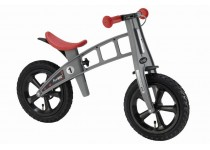 Balansinis dviratis FirstBike CROSS PILKAS