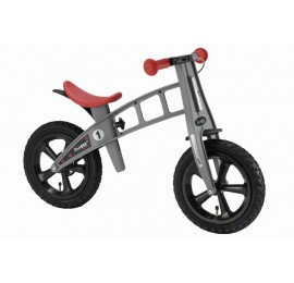 Balansinis dviratis FirstBike CROSS PILKAS