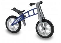 Balansinis dviratis FirstBike STREET MĖLYNAS