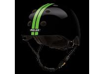 Šalmas Melon STRAIGHT GREEN BLACK (XS-S)