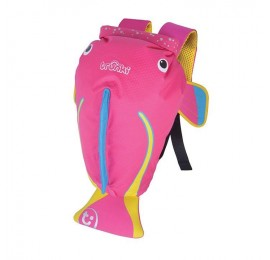 Vaikiška kuprinė TRUNKI PaddlePak Coral the Tropical Fish