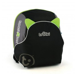 Kuprinė-autokėdutė 2in1 TRUNKI BOOSTAPAK