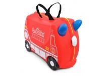 Vaikiškas lagaminas TRUNKI  FRANK FIRE TRUCK
