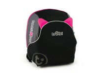 Kuprinė-autokėdutė 2in1 TRUNKI BOOSTAPAK PINK