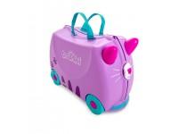 Vaikiškas lagaminas TRUNKI  CASSIE THE CAT