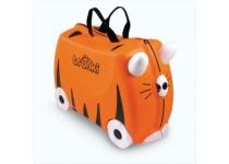 Vaikiškas lagaminas TRUNKI  TIGER TIPU