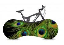 Užvalkalas dviračiui Velosock PEACOCK