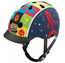 Šalmas Little Nutty Gen3 SPACE CADET (XS)