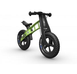 Balansinis dviratis FirstBike SPECIAL FAT ŽALIAS